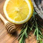 rhume citron miel
